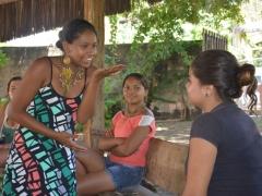 Jovens Indígenas de Diferentes Comunidades do Nordeste se Reúnem para Descobrir Talentos em Comum