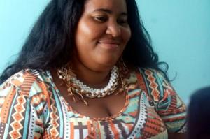 Potyra Tê, diretora executiva da Thydêwá, debaterá, junto com outros indígenas Tupinambá, a realidade Tupinambá hoje